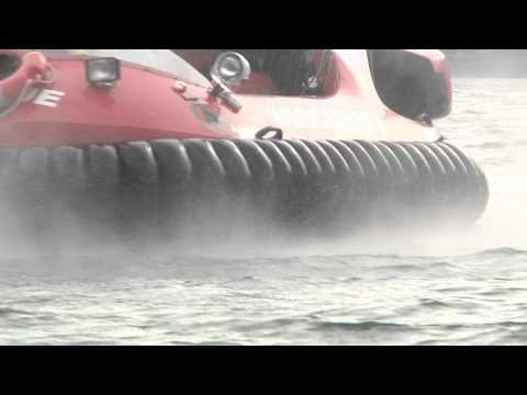 Hovercraft Europe - Rescue Operations Demo
