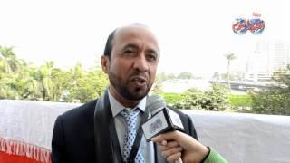 عبد اللطيف الكعبي رئيس الاتحاد للمعلمين العرب لدولة الامارات