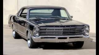 1967 USA Ford LTD Galaxie Fastback Coupe 390 Big Block V8 -- 3-Speed Auto