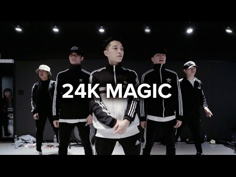 24K Magic - Bruno Mars / Junsun Yoo Choreography