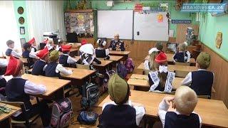 Тематические уроки ко Дню Победы ученикам 6-й гимназии