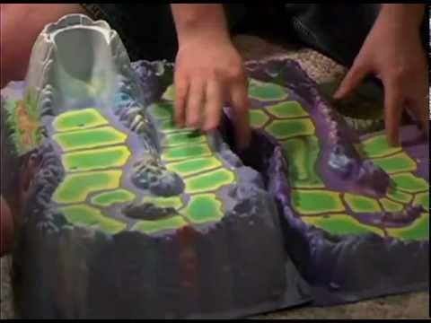 Tornado Rex - Board James (Episode 9)
