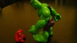 Hulk vs Bakugan 2 - Still Motion Video