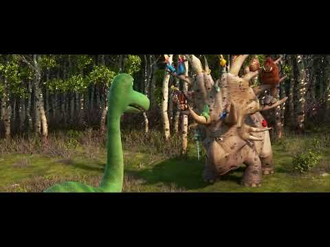 Хороший динозавр. Странный динозвар (The Good Dinosaur) 2015   [MultTime]