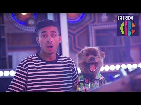 Doctor Who TARDIS reveals CBBC's new robot!