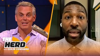 Seattle needs to let Russell run the offense, talks Ravens & Rodgers - Jennings | NFL | THE HERD