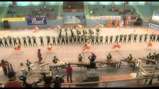 MB Balagana Grand Prix Junior Band GPJB XIV 2015