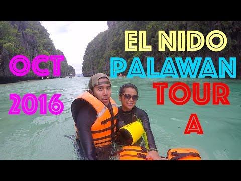 EL NIDO 2016 - TOUR A