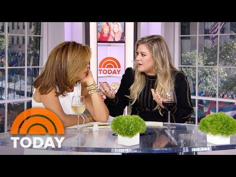 Kelly Clarkson Talks About Her Family: All My Kids Are So Different! | TODAY