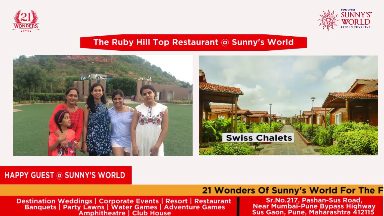 Thr Ruby Hill top Restaurant Only Hill Top Restaurant In Pune 2