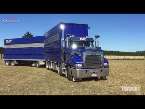 Main test Junes - Mack Granite - NZ Trucking Magazine