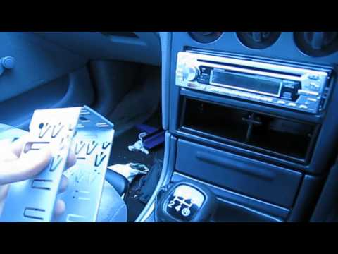 ebay sales video item #1 Goodmans gce7355mp3 in car CD/MP3/WMA/AM/FM stereo
