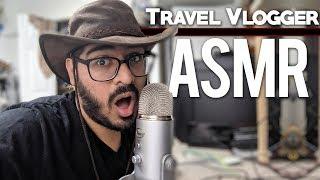 ASMR for Travel Vloggers - The Traveling Clatt