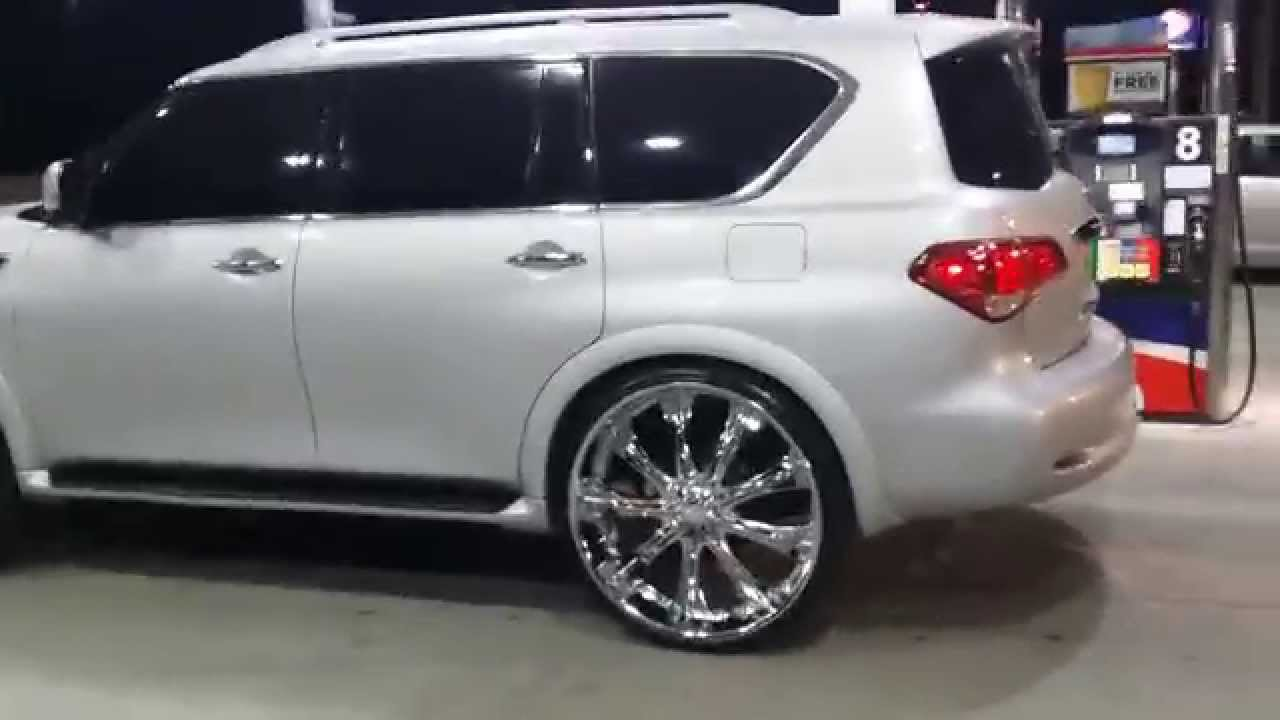 Infiniti qx56 on 30s youtube infiniti qx56 on 30s vanachro Choice Image