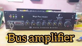 BUS AMPLIFIER   Input 24.0.24 V   output 30.0.30 15amp,230V AC