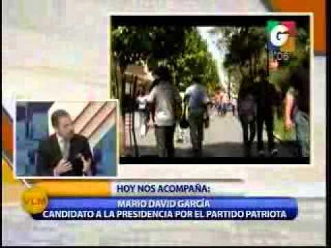 Entrevista Mario David Garcia VLM 0800 220715