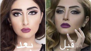تكبير الشفايف بالمكياج بدون عمليات التجميل | how to plump your lips without injections