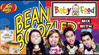 Baby Food  Bean Boozled Challenge With Norreen