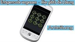 Samsung Smartphone Entsperrmuster vergessen / Handy / Tablet ohne Pin Code entsperren – zurücksetzen