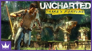 Twitch Livestream | Uncharted: Drake