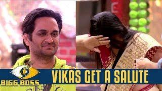 Bigg Boss 11 | Vikas get a SALUTE from his Mom