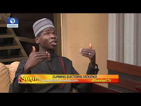 Experts Discuss Possibilities Of Violence Free Poll Ahead Of 2019 Pt.4 |Sunrise|