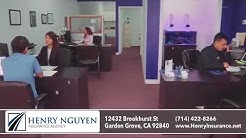 Henry Nguyen Auto Insurance and Auto Registration Services
