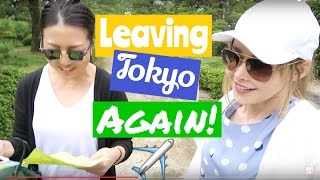 Vlog | Leaving Tokyo again!