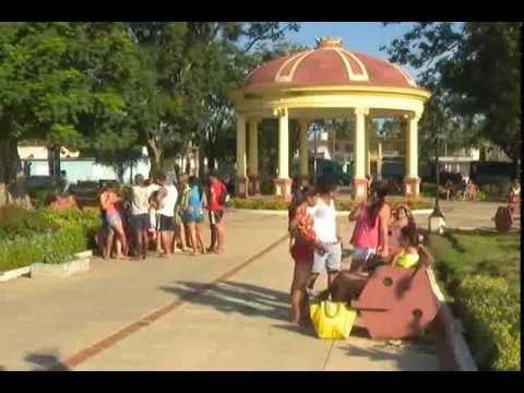 Parque Camilo Cienfuegos de San José de las Lajas
