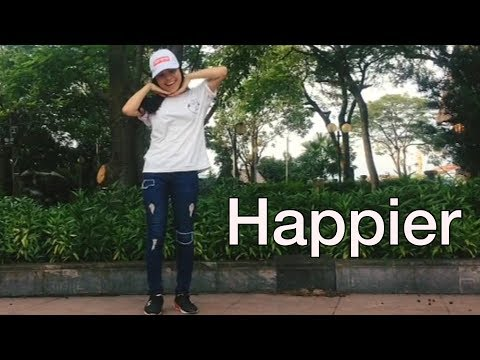 "MARSHMELLOW - ""Happier"" Dance 