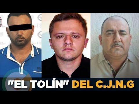 """""""El Tolín"""" cuñado del """"Menchito"""" detenido en #Nayarit"""