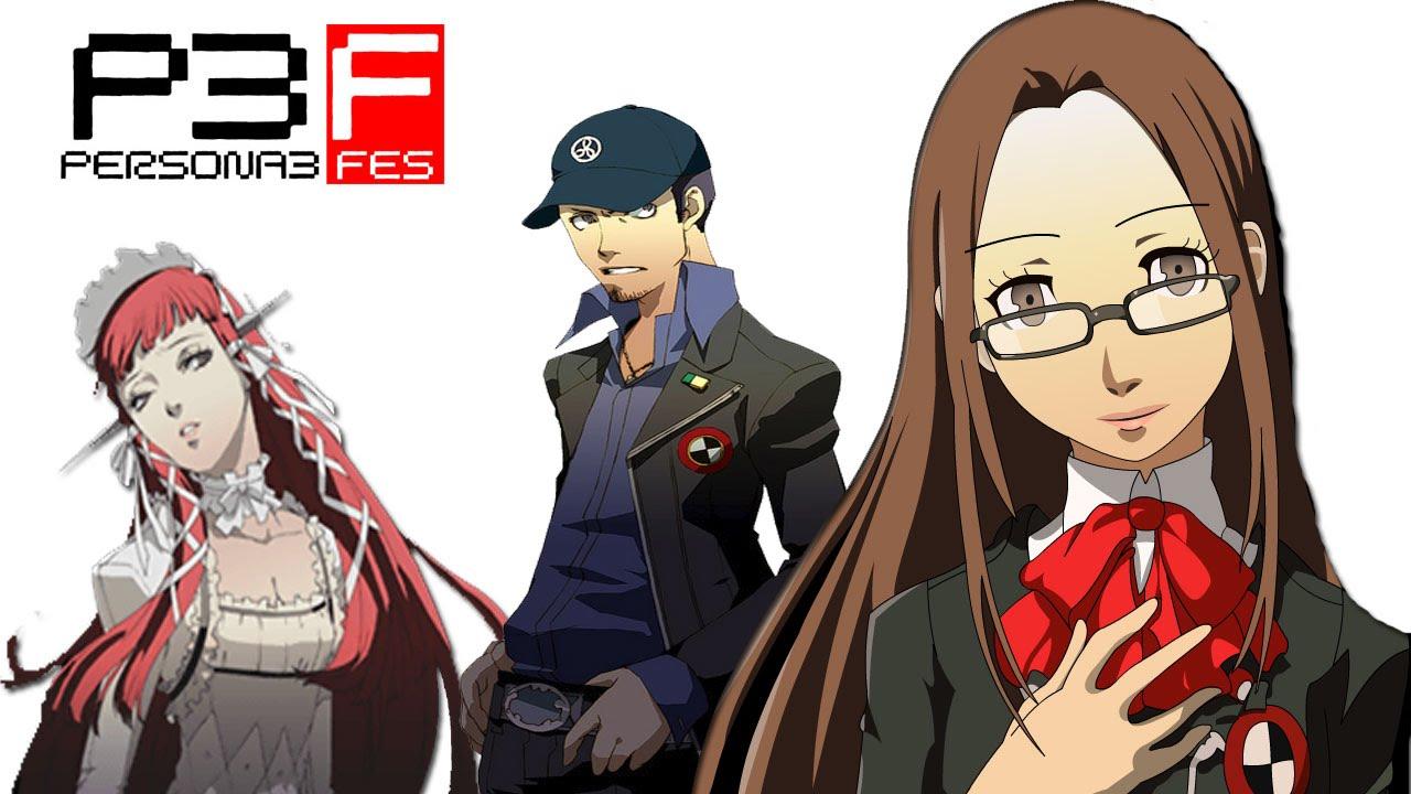 where to find chihiro persona 3