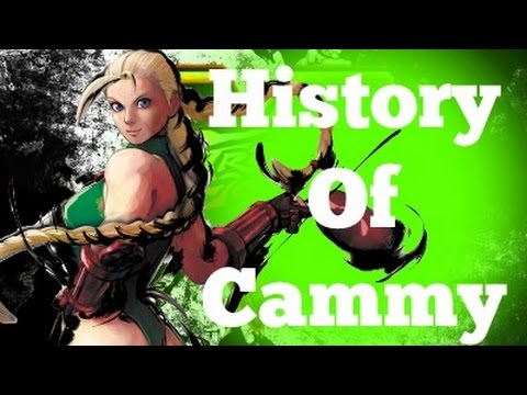 History Of Cammy Street Fighter V