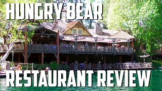 Disneyland Dining Review - Hungry Bear