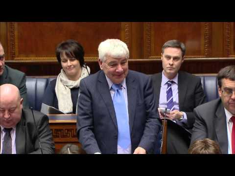 Question Time: Office of the First Minister and deputy First Minister Monday 18 January 2016