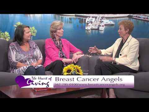 The Heart of Giving  - Long Beach BLAST and Breast Cancer Angels