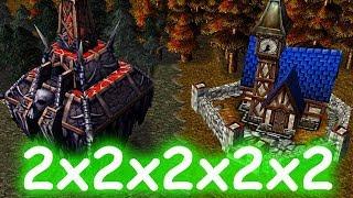 Развитие по парам в Warcraft 3