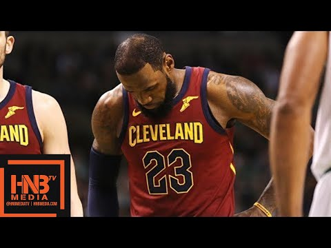 Cleveland Cavaliers vs Boston Celtics Full Game Highlights / Game 1 / 2018 NBA Playoffs