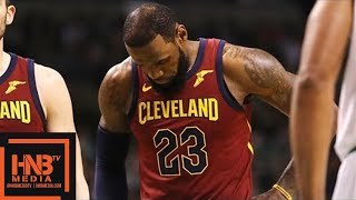 Cleveland Cavaliers vs Boston Celtics Full Game Highlights / Game 1 / 2018 NBA Playoffs thumbnail