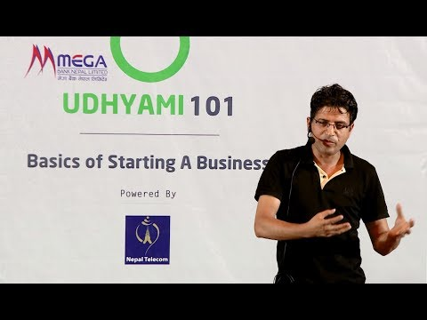 Importance of Startup Ecosystem | Narottam Aryal