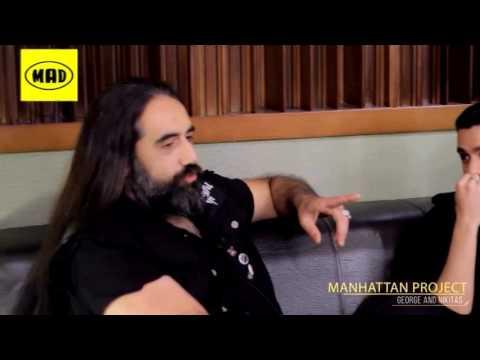 Manhattan Project Interview / TV WAR 11/6/17