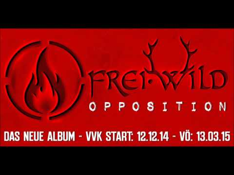 Frei.Wild Opposition Pre-Release