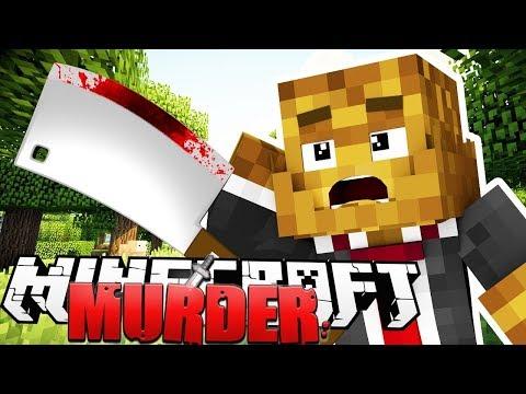 SOMEONE SAVE ME - Minecraft Murder Mystery