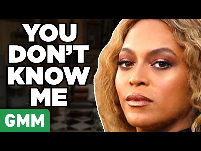 Do You Know These Ridiculous Beyoncé Facts?