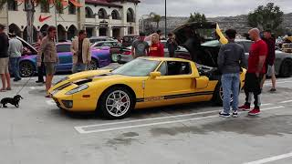South OC Cars and Coffee Musical Edition