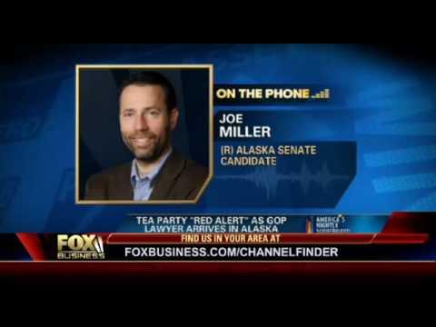 Fox News-Joe Miller-America