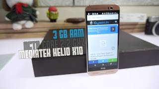 HTC One Me Unboxing and Hands On Featuring HTC One M9 and E9