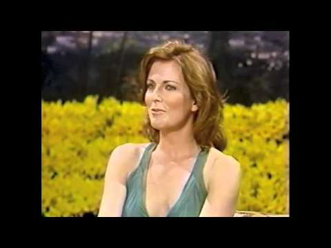 Joanna Cassidy on The Tonight Show with Johnny Carson
