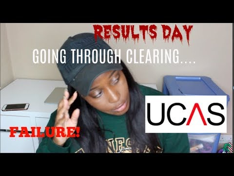 A LEVEL RESULTS DAY | My Clearing Experience
