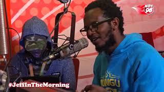Top Comedian Proff Hammo in studio Part 2